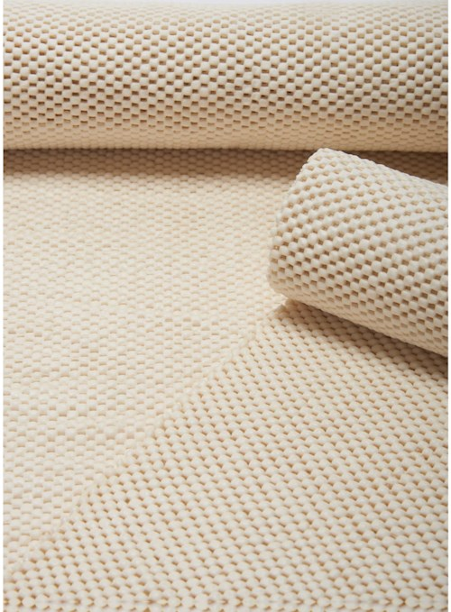 Nourison Firmgrip Pad         12' x 15' Ivory Rectangle Rug