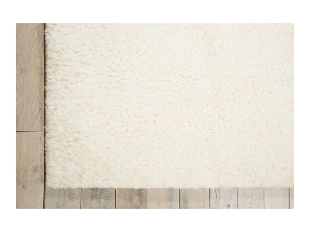 Nourison Galway5' x 7' Ivory Rectangle Rug