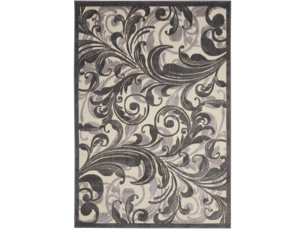 Nourison Graphic Illusions5'3