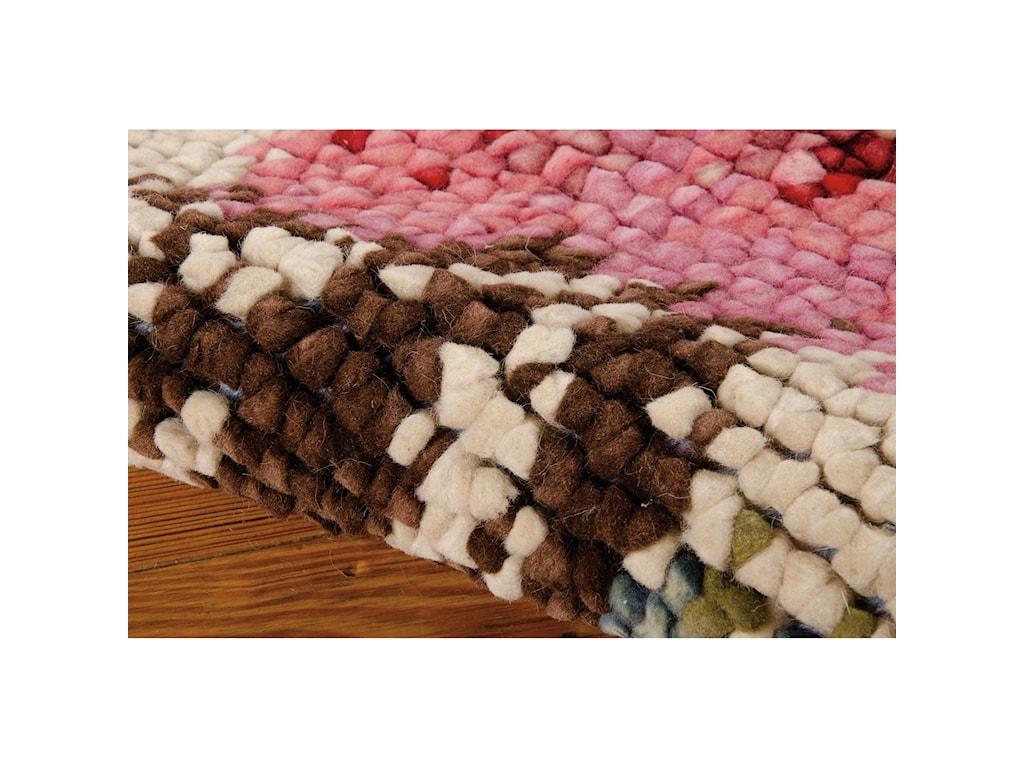 Nourison Impressionist8' x 10' Pastel Rectangle Rug