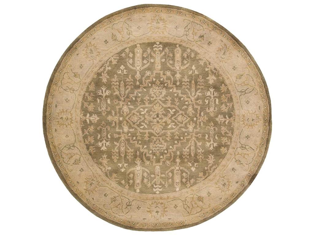Nourison Jaipur6' x 6' Kiwi Round Rug