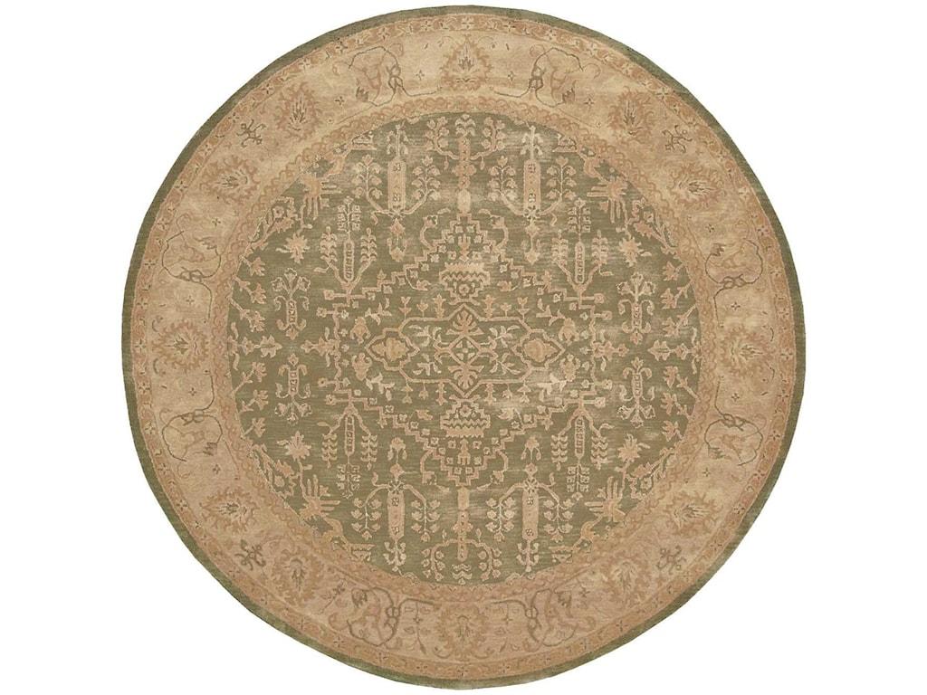 Nourison Jaipur8' x 8' Kiwi Round Rug