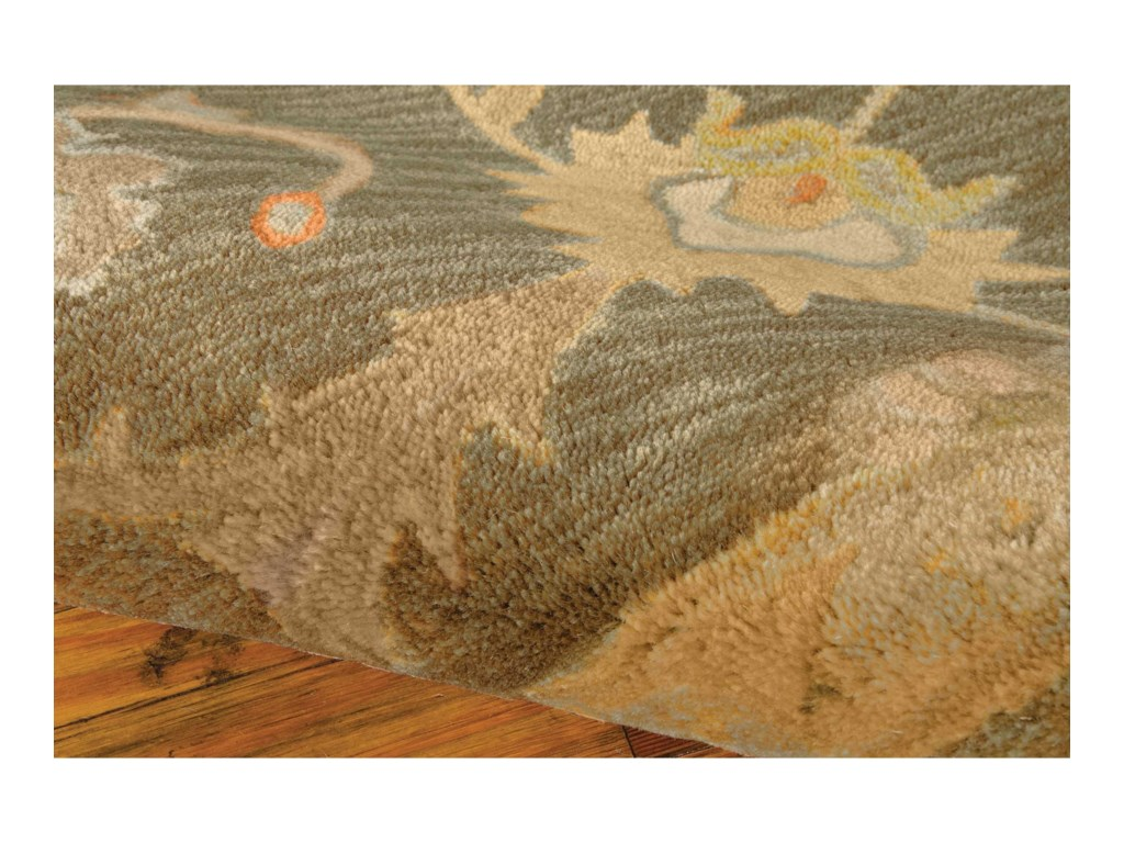 Nourison Jaipur6' x 6' Mushroom Round Rug