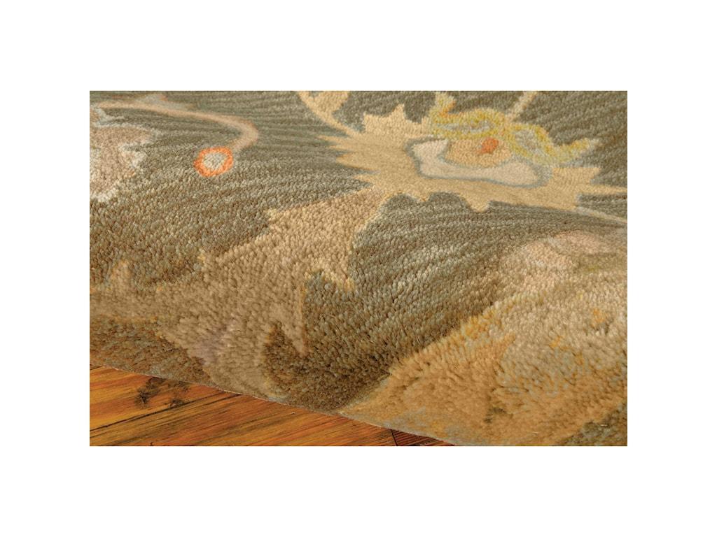 Nourison Jaipur8' x 8' Mushroom Round Rug