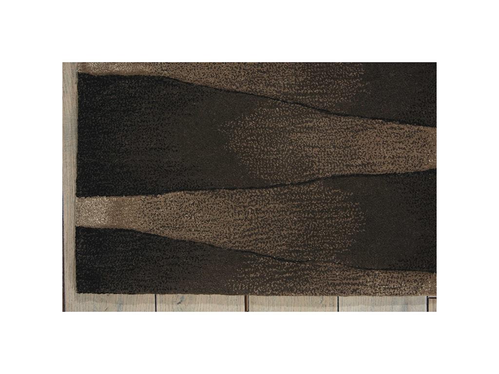 Nourison Moda8' x 11' Onyx Rectangle Rug