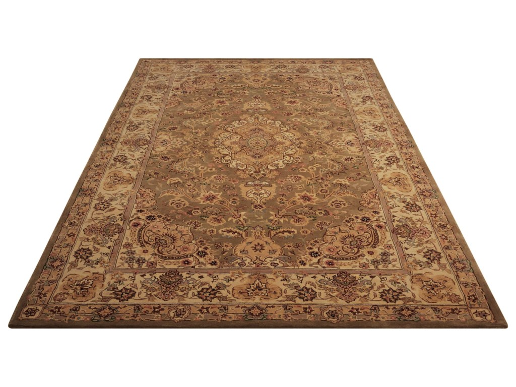 Nourison Nourison 20002' x 3' Olive Rectangle Rug