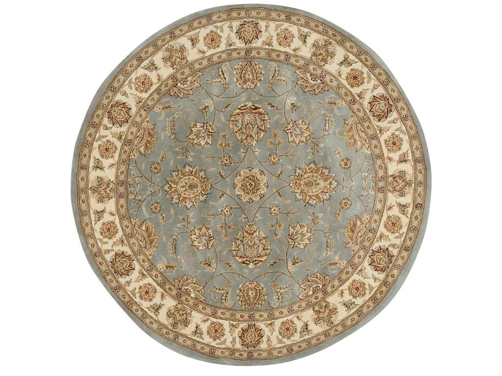 Nourison Nourison 20006' x 6' Blue Round Rug