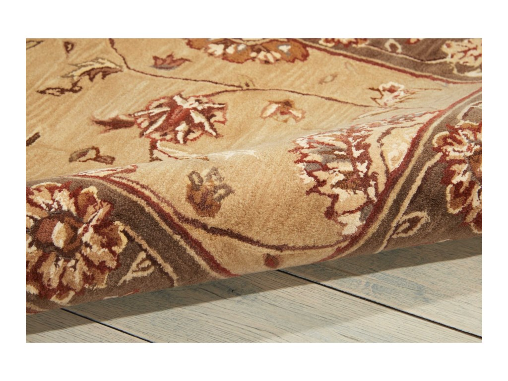 Nourison Nourison 20002' x 3' Beige Rectangle Rug