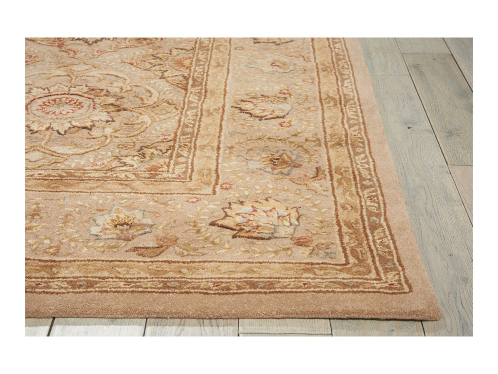 Nourison Nourison 300012' x 15' Beige Rectangle Rug