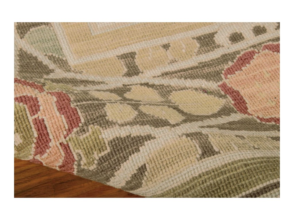 Nourison Nourmak12' x 15' Light Green Rectangle Rug
