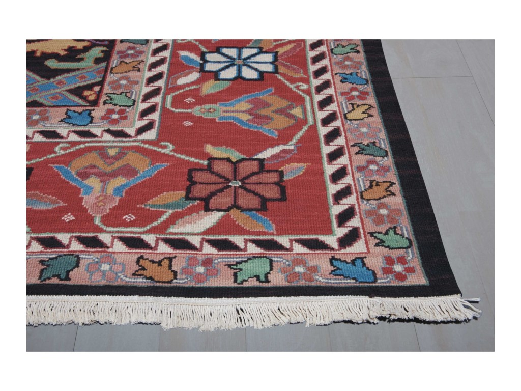 Nourison Nourmak12' x 18' Multicolor Rectangle Rug