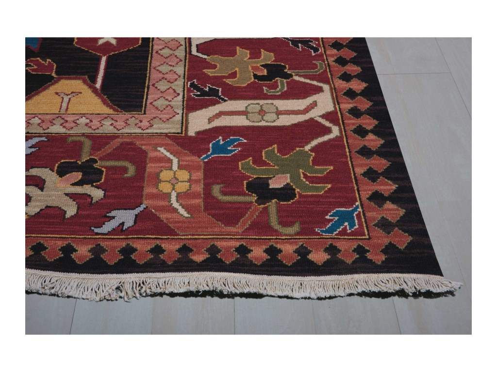 Nourison Nourmak12' x 15' Black Rectangle Rug
