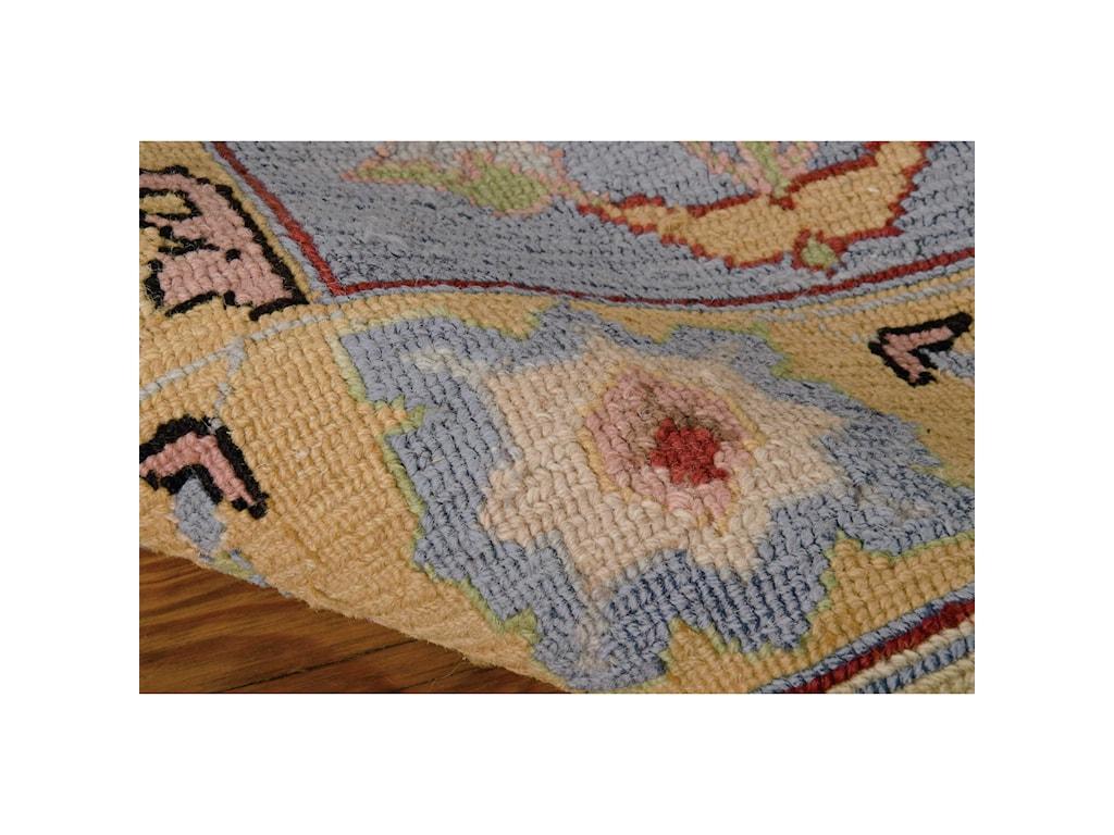 Nourison Nourmak12' x 18' Blue Rectangle Rug