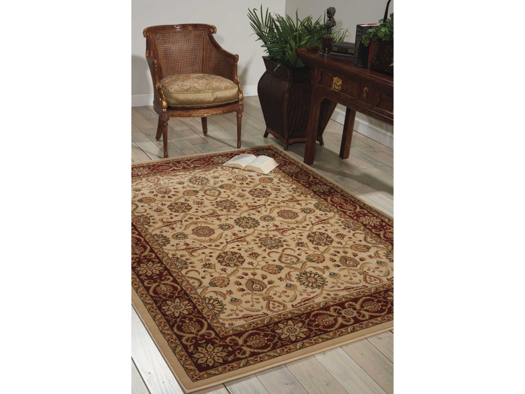 Nourison Persian Crown1'11