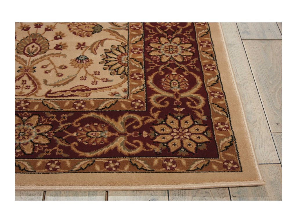 Nourison Persian Crown5'3