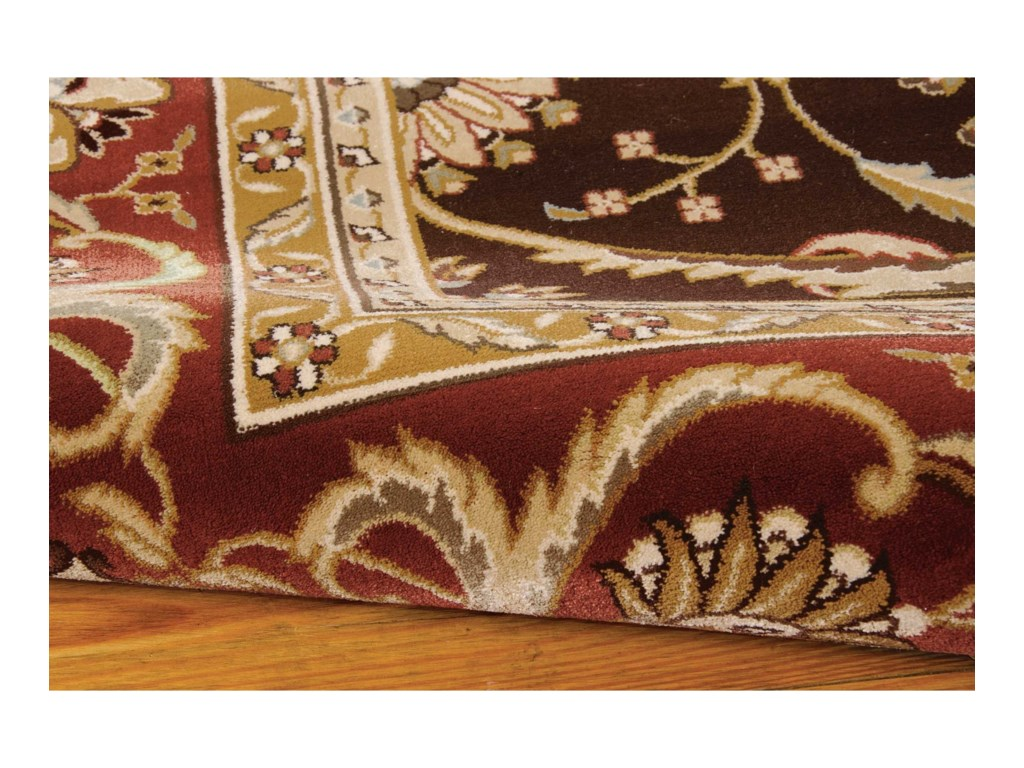 Nourison Persian Crown3'9