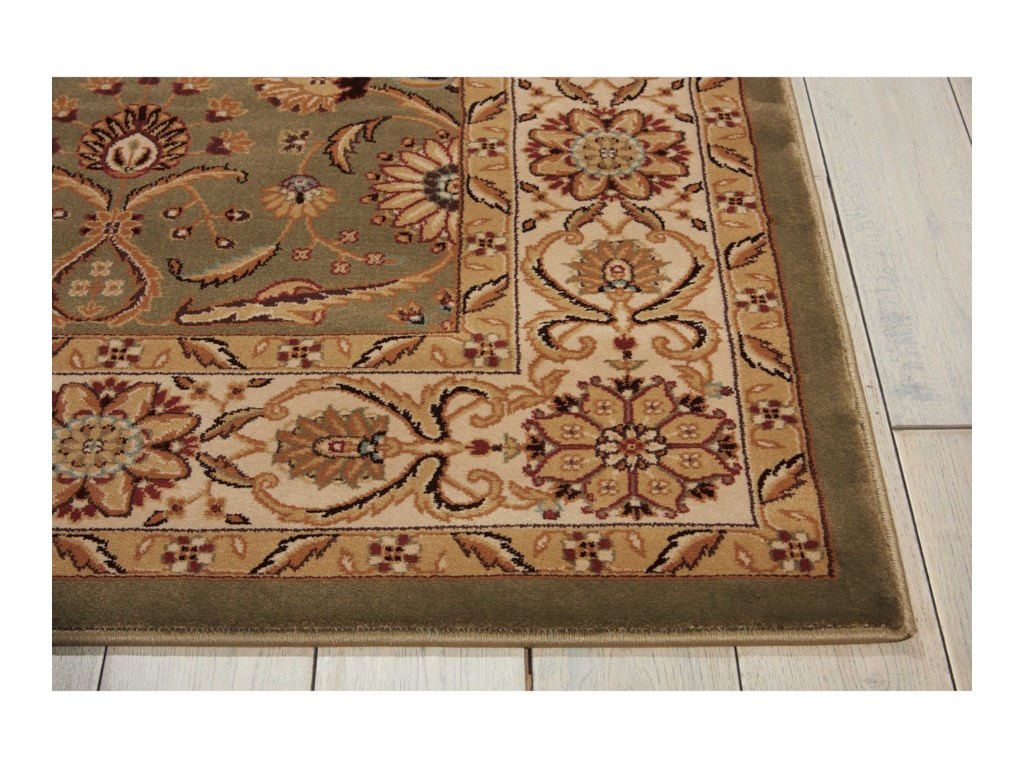 Nourison Persian Crown7'10