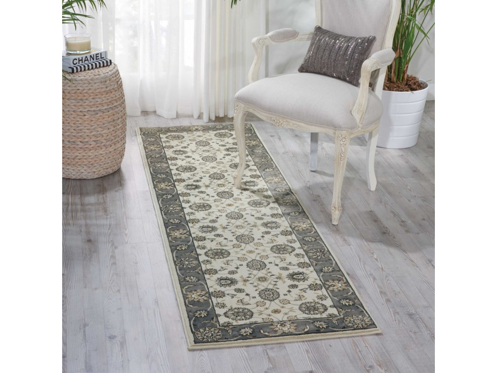 Nourison Persian Crown2'2