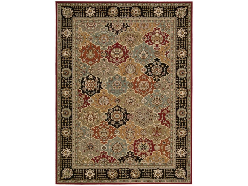 Nourison Persian Crown3'9