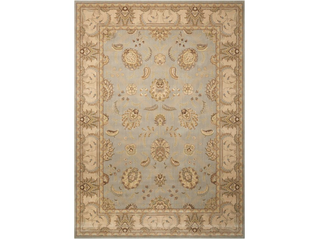 Nourison Persian Empire2' x 2'9