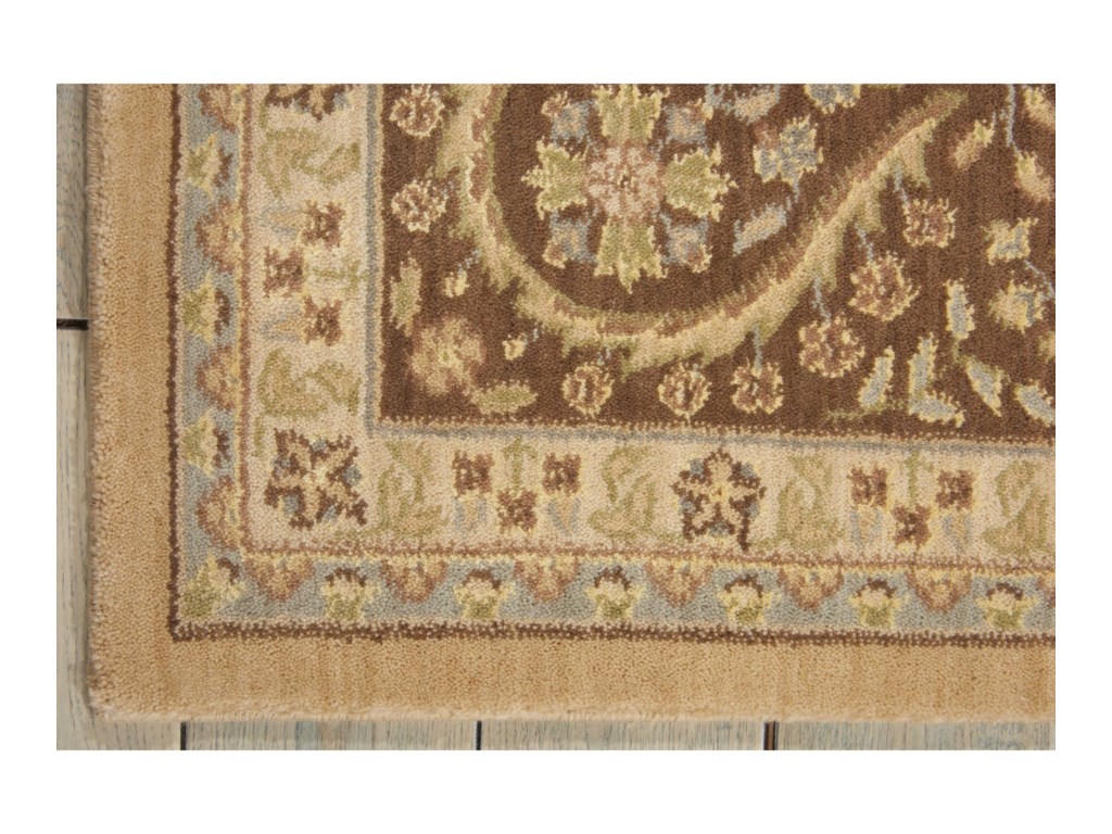 Nourison Persian Empire12' x 15' Sand Rectangle Rug