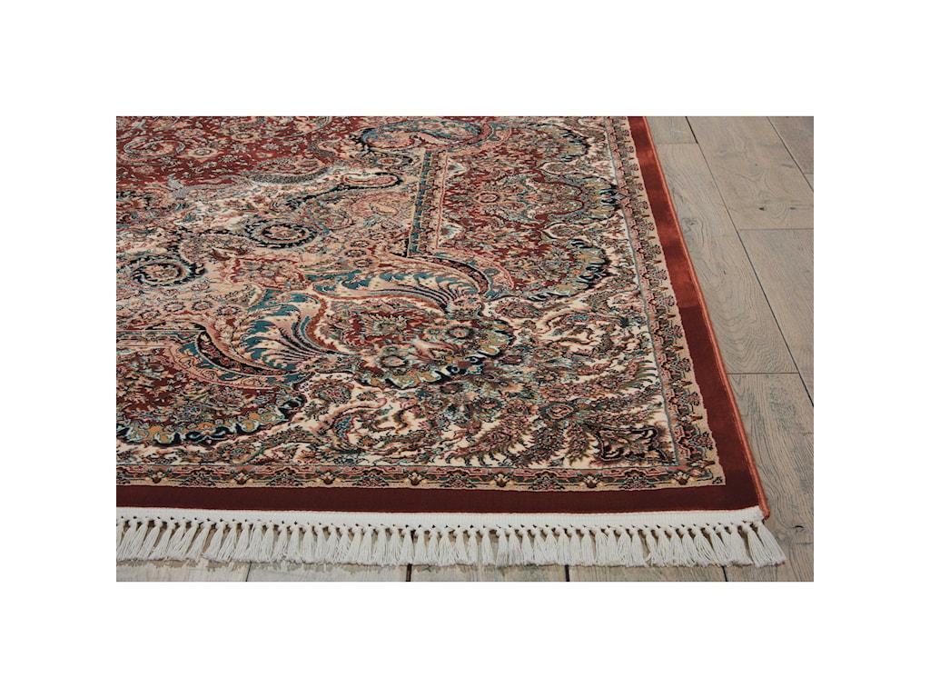 Nourison Persian Palace3'11