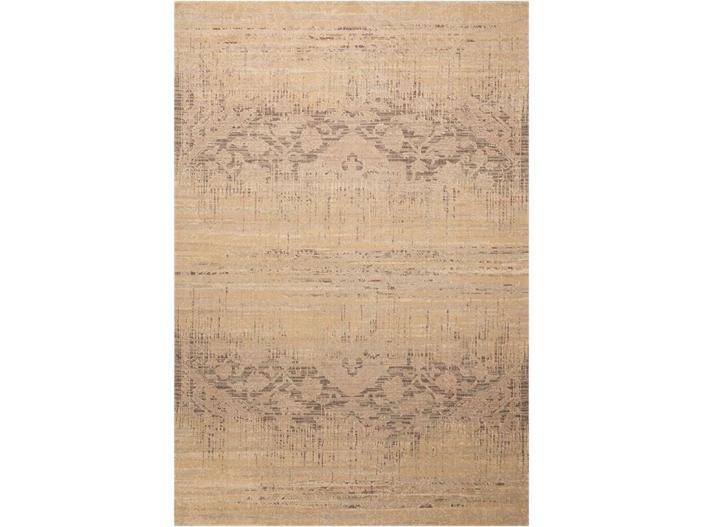 Nourison Silk Elements12' x 15' Beige Rectangle Rug
