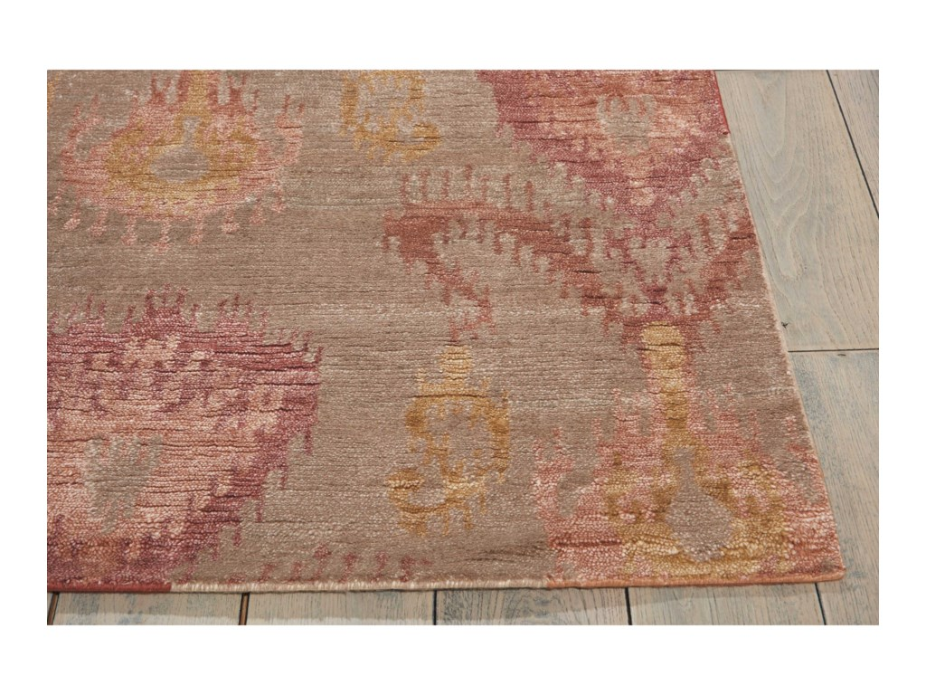 Nourison Silk Shadows5'6