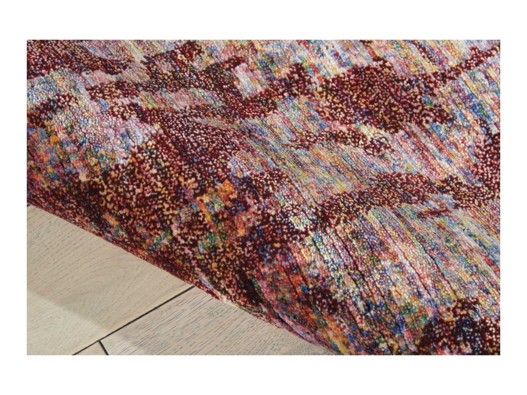 Nourison Silk Shadows3'9