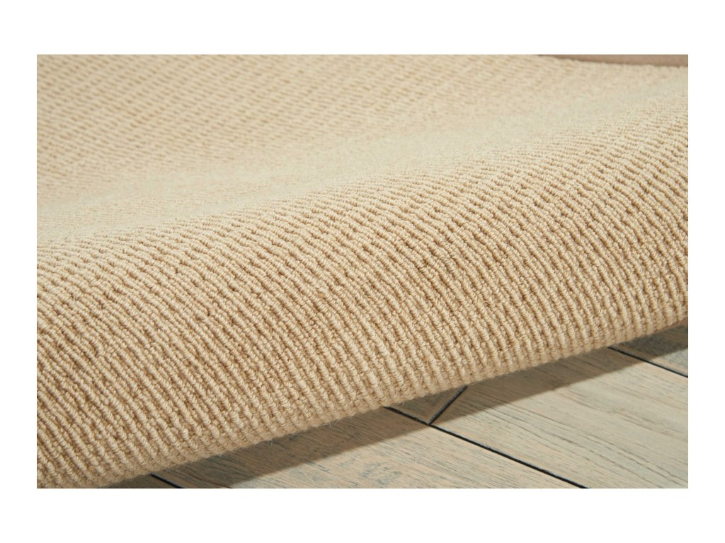 Nourison Sisalsoft9' x 13' Hazelnut Rectangle Rug