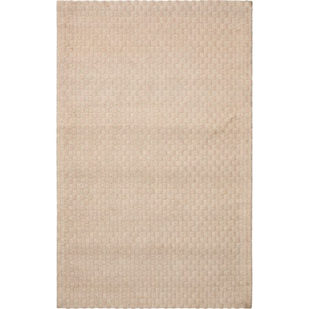 "2'6"" x 4' Champagne Rectangle Rug"