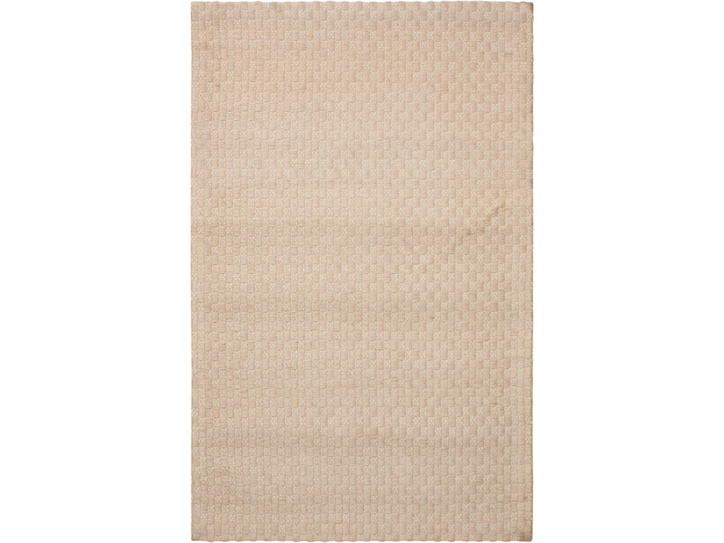 Nourison Sojourn5' x 7' Champagne Rectangle Rug