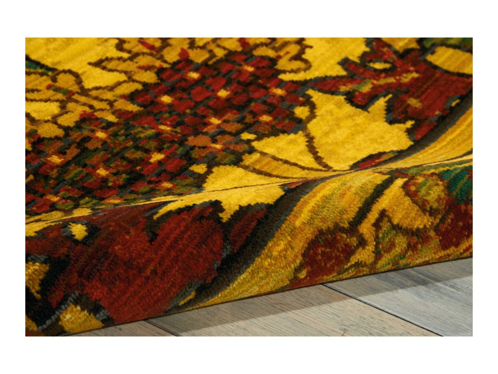 Nourison Timeless12' x 15' Stained Glass Rectangle Rug