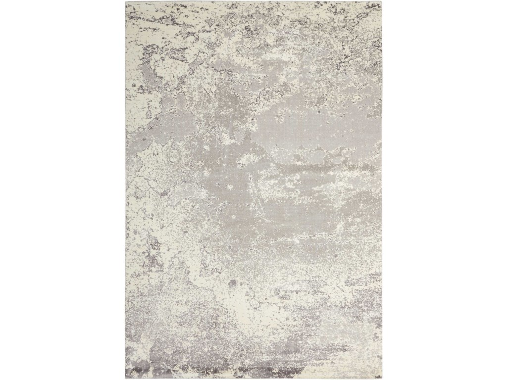 Nourison Twilight112' X 15' Bone Rug