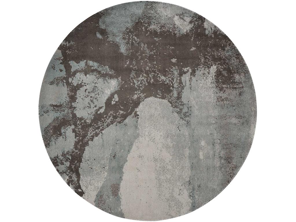 Nourison Twilight18' X 8' Sea Mist Rug
