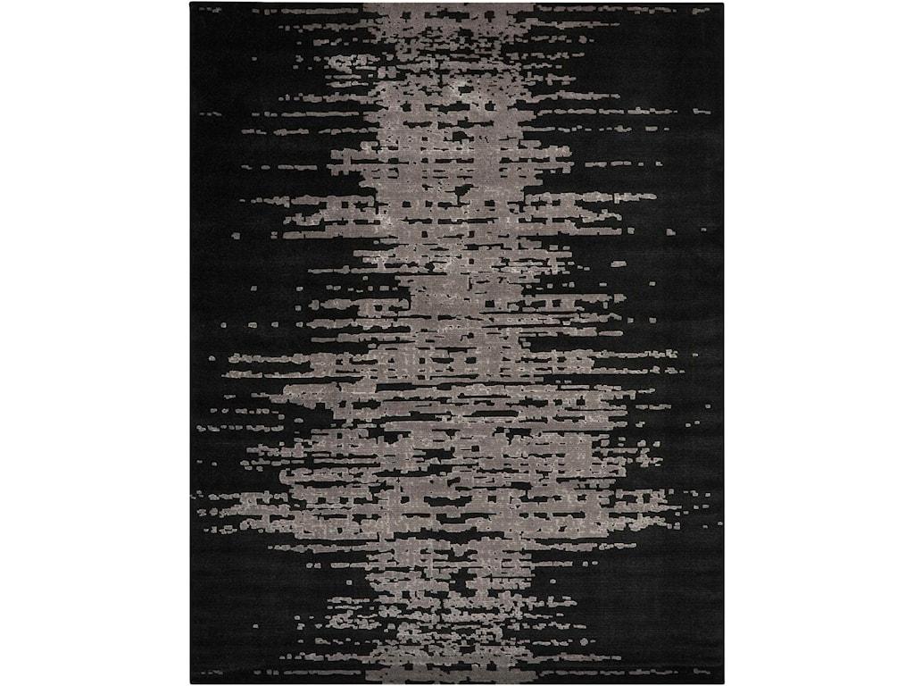 Nourison Twilight112' X 15' Flint Rug