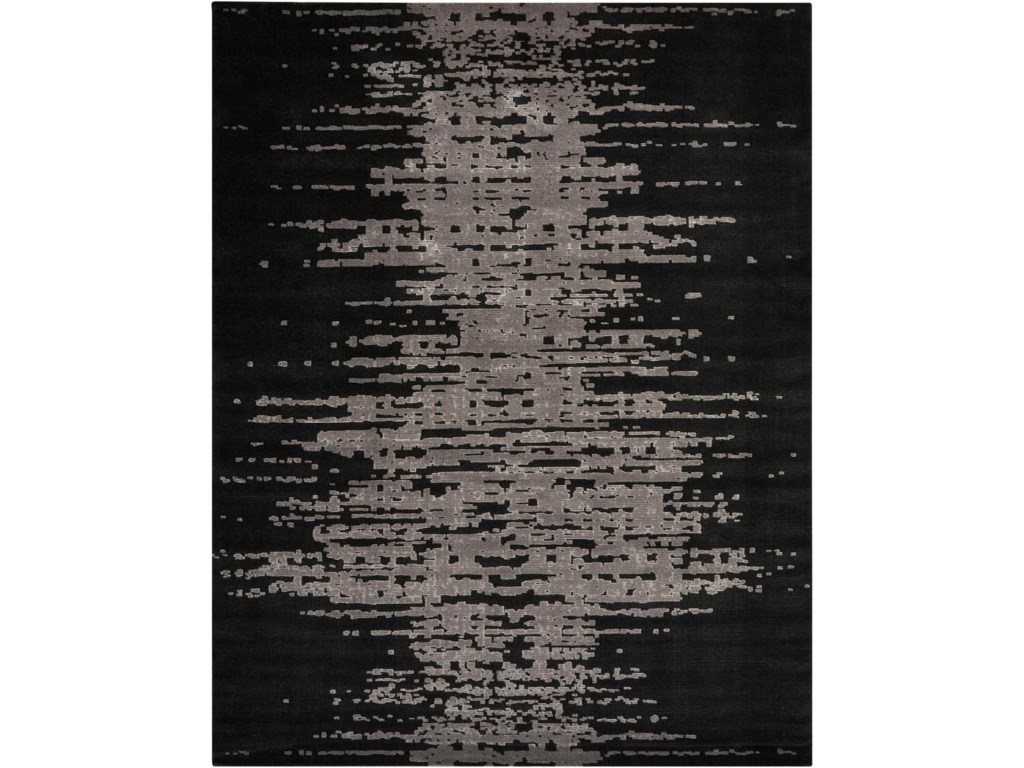 Nourison Twilight112' X 15' Flint Rug