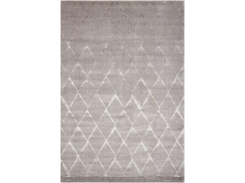 Nourison Twilight112' X 15' Grey Rug