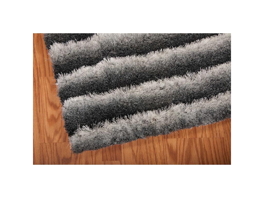 Nourison Urban Safari8' x 10' Chinchilla Rectangle Rug