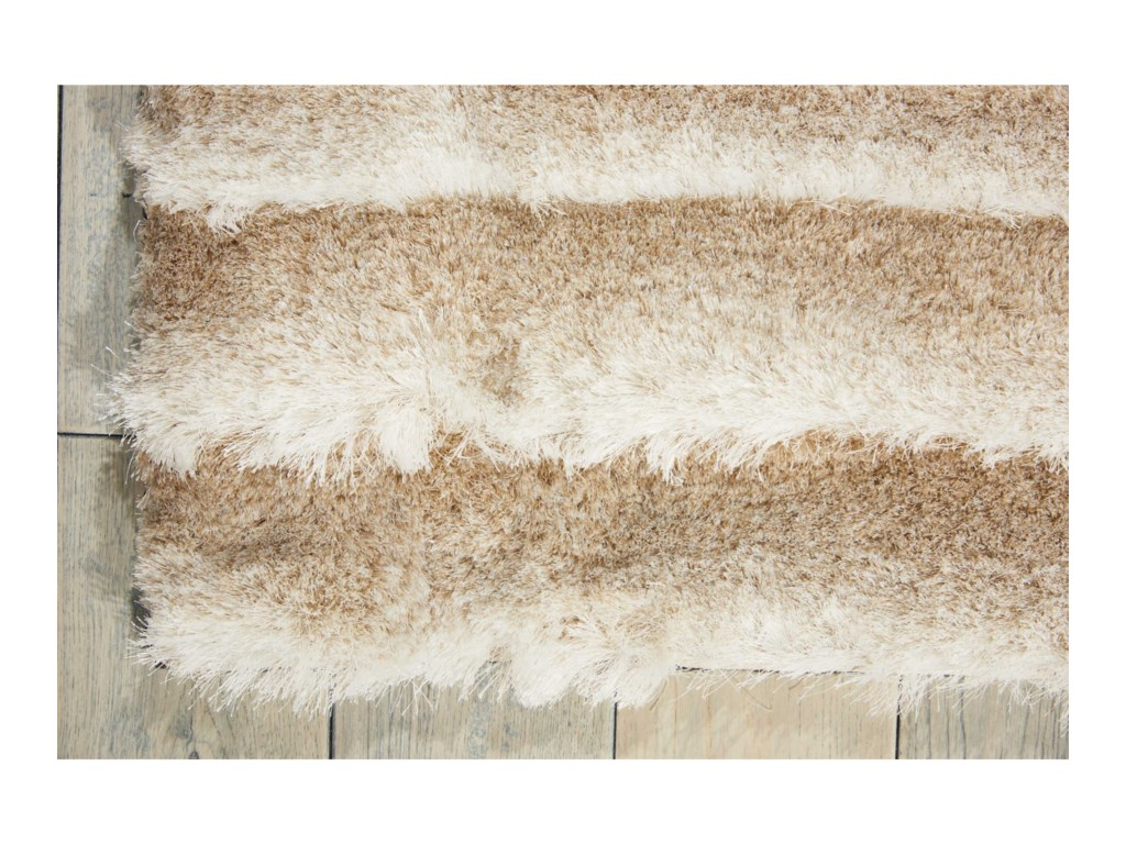 Nourison Urban Safari8' x 10' Pastel Mink Rectangle Rug