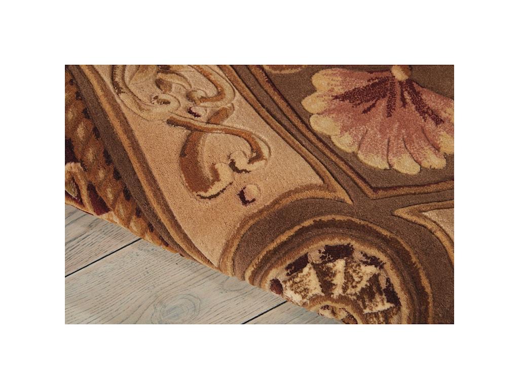 Nourison Versailles Palace8' x 8' Mushroom Square Rug
