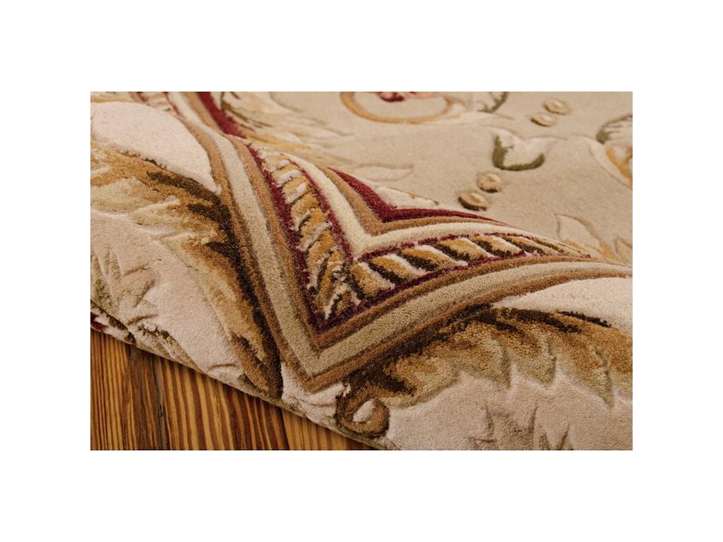 Nourison Versailles Palace6' x 6' Sage Octagon Rug