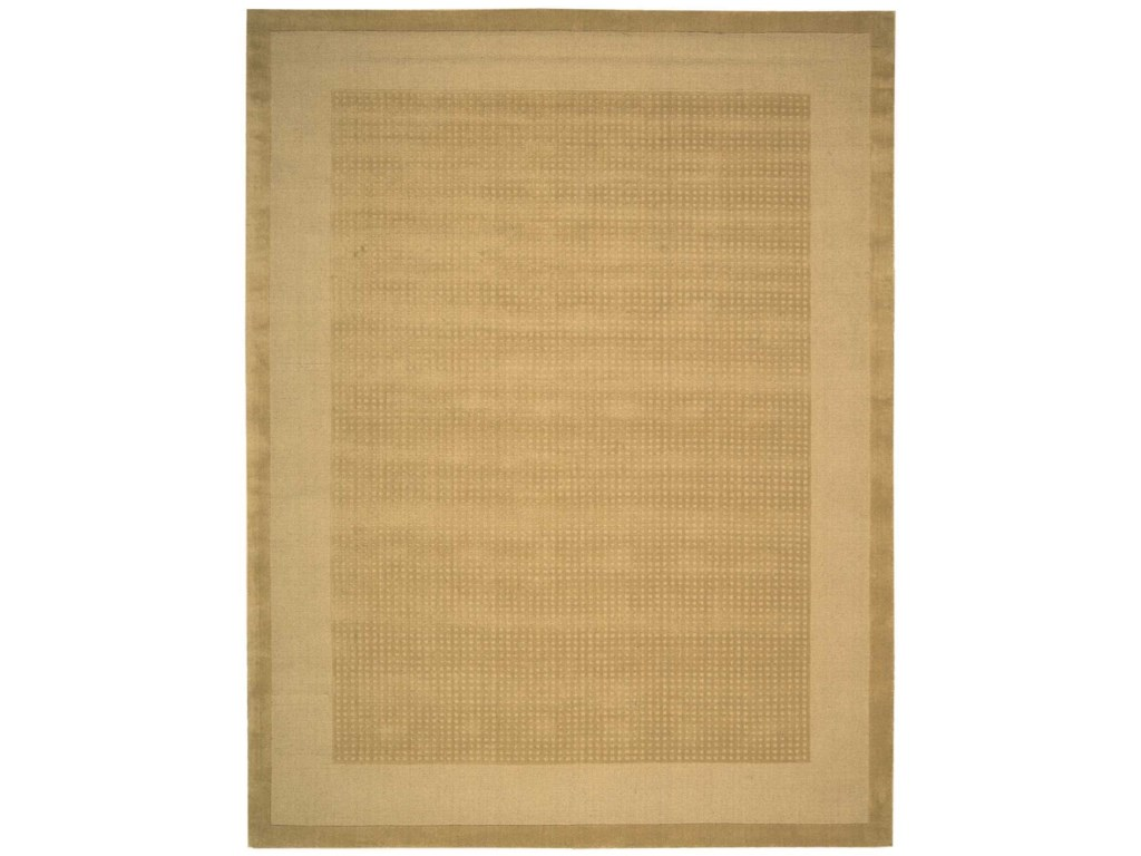 Nourison Westport5' x 8' Sand Rectangle Rug
