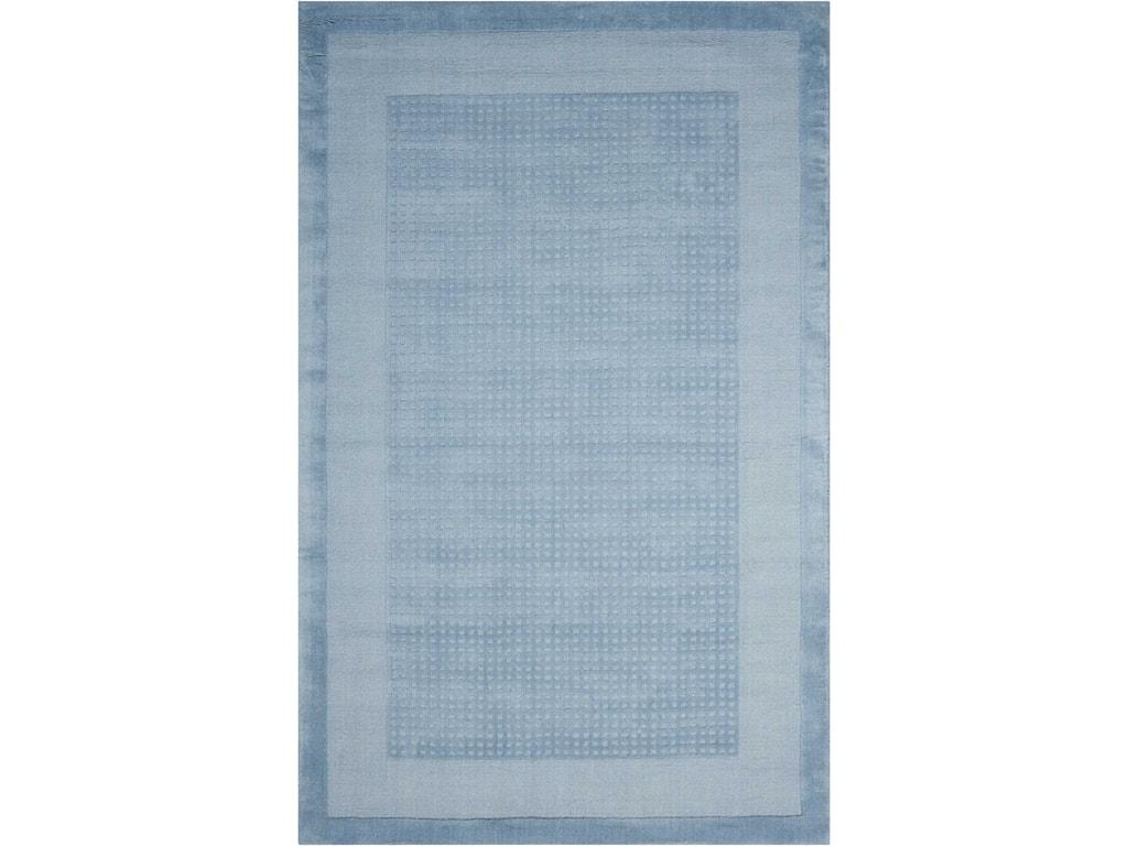 Nourison Westport5' x 8' Blue Rectangle Rug