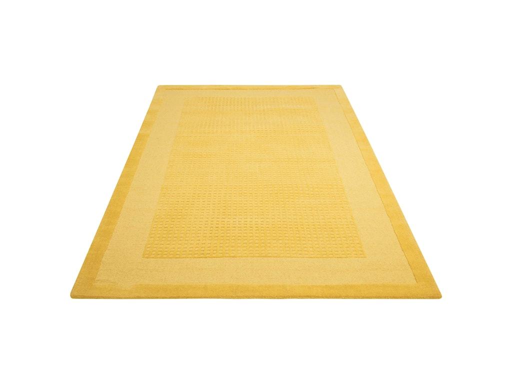 Nourison Westport5' x 8' Yellow 605 Rectangle Rug
