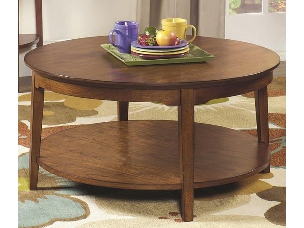 Null Furniture 1016Round Cocktail Table