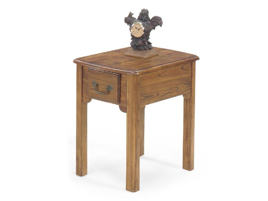Null Furniture 1400Rectangular End Table