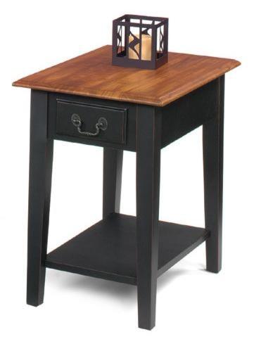 Null Furniture 1900 International AccentsRectangular End Table