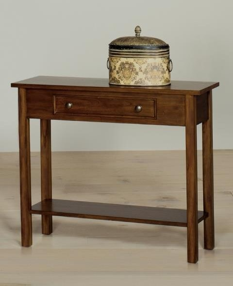Null Furniture 1900 International AccentsSofa Console