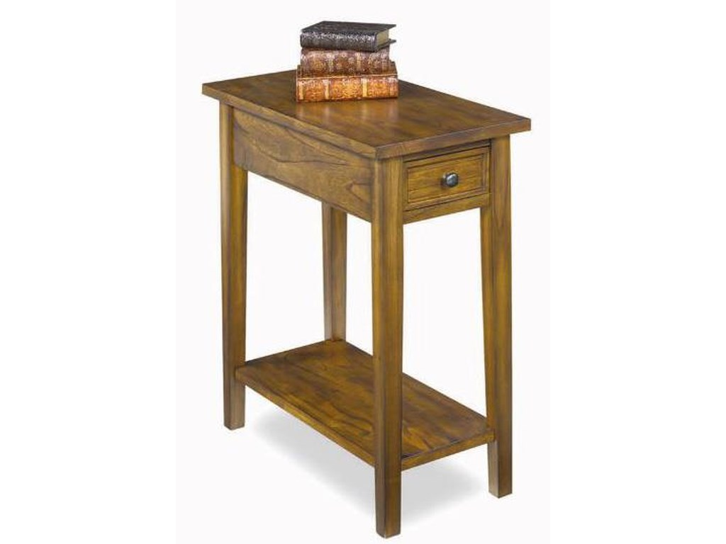 Null Furniture 1900 International AccentsChairside End Table